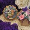 #6 - Oodles of Flowers: By Cookies Fantastique by Carol