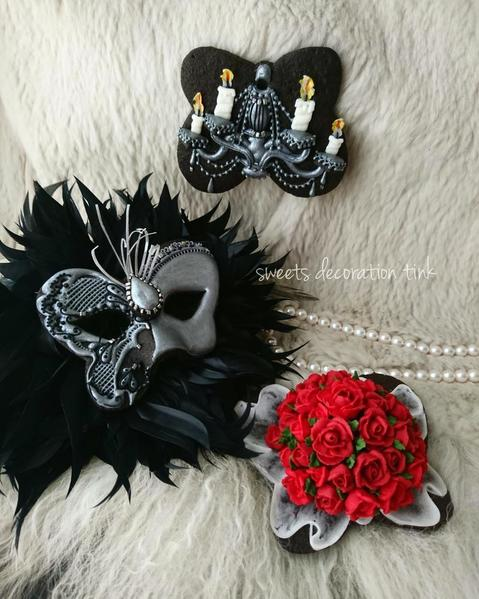 #8 - Masquerade by sweets decoration Tink