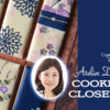 Miki's Cookier Close-up Banner: Cookies and Photo by Atelier Detour; Graphic Design by Julia M Usher