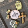 Halloween Cookies: Cookies and Photo by Atelier Detour