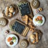 Café Cookie Set: Cookies and Photo by Atelier Detour