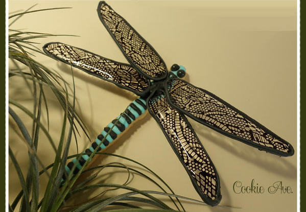 #10 - Dragonfly by Ryoko ~Cookie Ave.