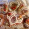 Vintage Valentines: By Cookie Celebration LLC