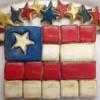 Vintage Flag Platter: By Creative Cookier