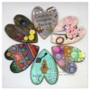 Heart Collection: Cookies and Photo by Tammy Trahan