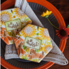 Fall Prettier Plaques Stencil Collection: Stencil Designs, Cookies, and Photos by Julia M Usher