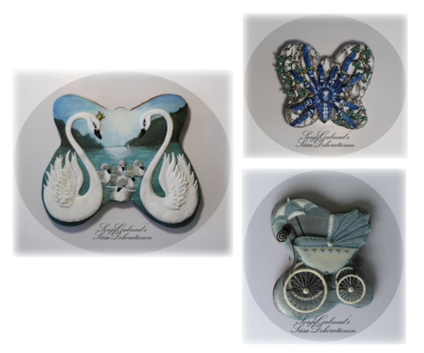 #2 - Swans, Baby Carriage, and a Gooty by swissophie