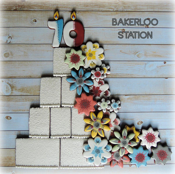 #1 - Special 70th Birthday by Bakerloo Station