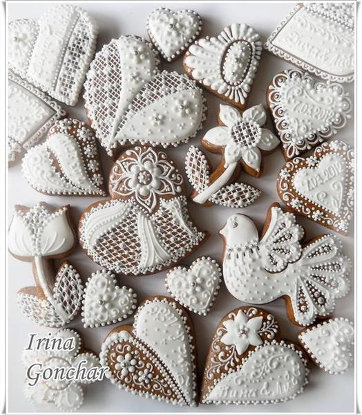 #9 - Wedding Cookies by Irina