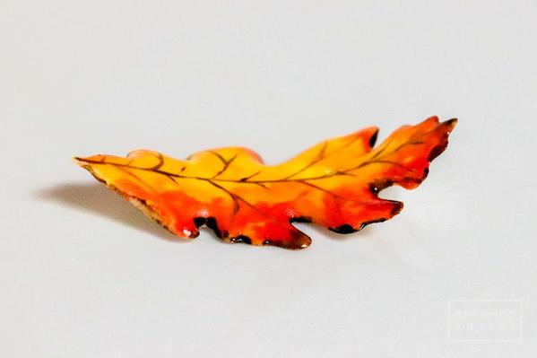 leaf side view