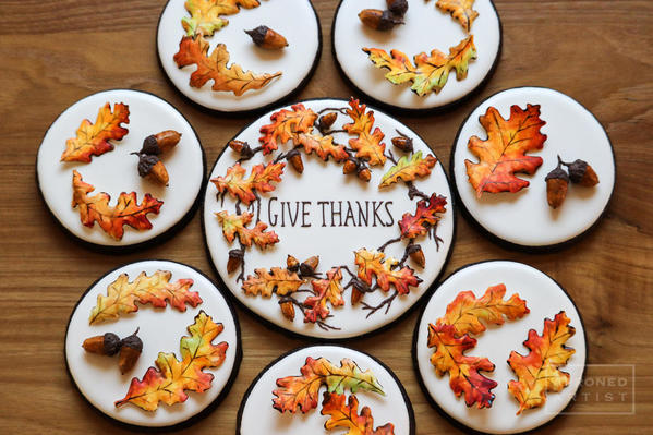 give thanks group shot