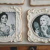 Portrait Frames, Awaiting Luster Dust: Cookies and Photo by Thomas Blake Hogan