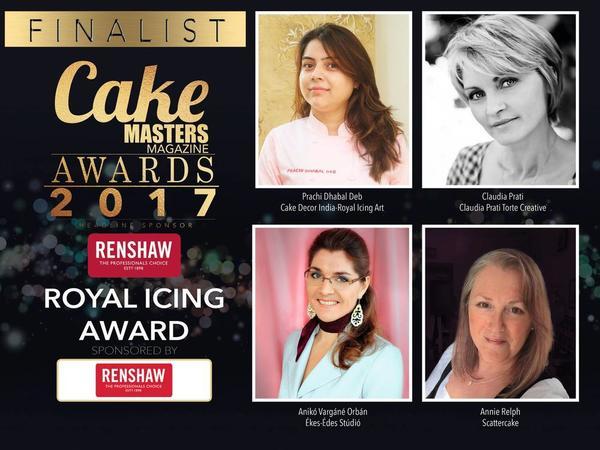 Royal Icing Award