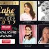 Cake Masters Royal Icing Award Finalists: Graphic Courtesy of Cake Masters Magazine