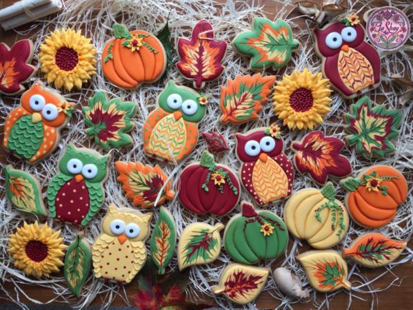 #4 - Autumn Cookies by La Shay by Ferda Ozcan
