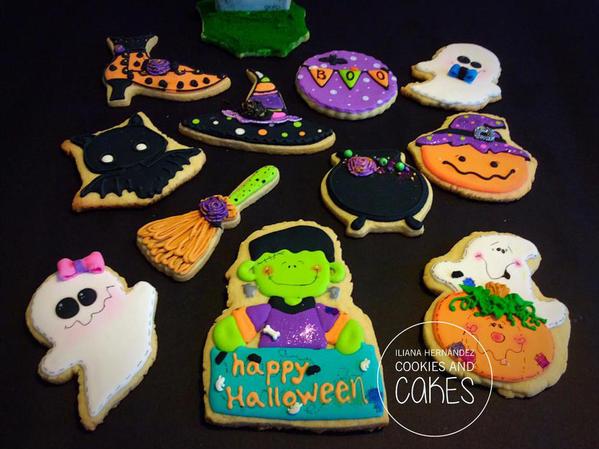 #8 - Halloween by Iliana Hernández