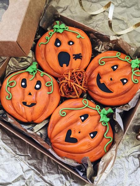 #9 - Pumpkins by Lambakery