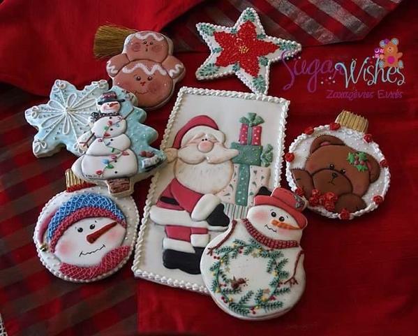 #6 - Christmas 2017 by Tina at Sugar Wishes