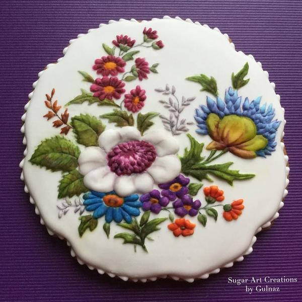 #9 - Autumn Flowers by Gulnaz