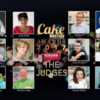 Judges of 2017 Cake Masters Magazine Awards: Graphic Courtesy of Cake Masters Magazine