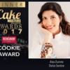 Aixa Zunino - Winner of 2017 Cake Masters Magazine Cookie Category: Graphic Courtesy of Cake Masters Magazine