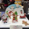 Decorated cookies for Santa: La Shay by Ferda Ozcan