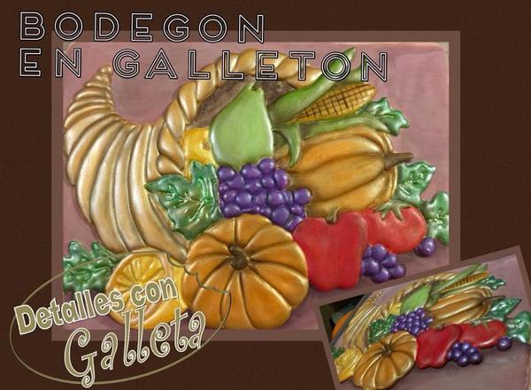 #1 - Bodegón en Galletón by Detalles con Galleta