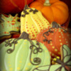 #10 - Pumpkins and Gourds: By Lucy (Honeycat Cookies)