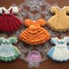 Vintage Girls' Dresses: By LaShay by Ferda Ozcan
