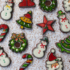 December 2017 Backdrop: Cookies and Photo by Alison Friedli