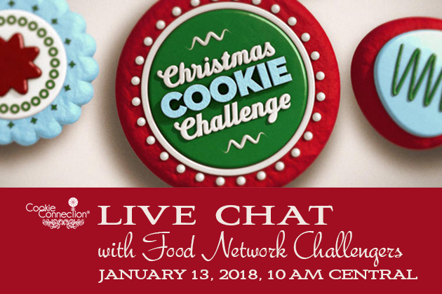 Announcing Our Next Live Chat With Five Food Network Christmas