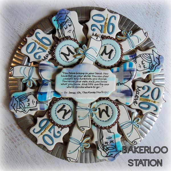Mod Grad Platter | Bakerloo Station