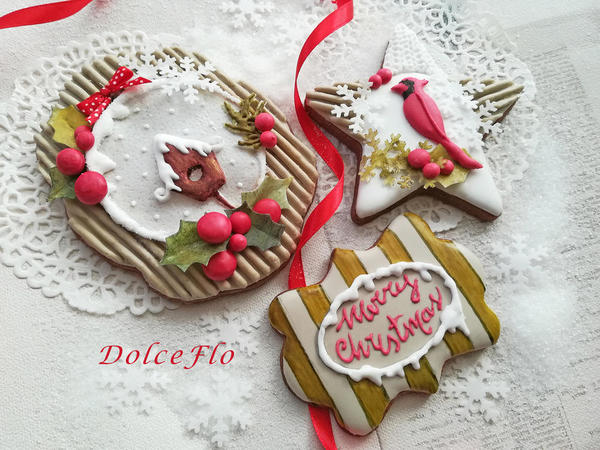 #3 - Scrapbook Christmas by Dolce Flo