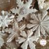 #3 - Silver Flakes: By Teri Pringle Wood