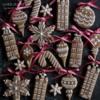 #10 - Christmas Cookie Ornaments: By mintlemonade (cookie crumbs)