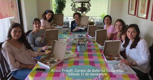 Stained Glass Cookie Class