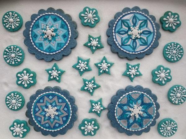 Mandala Cookies600pix