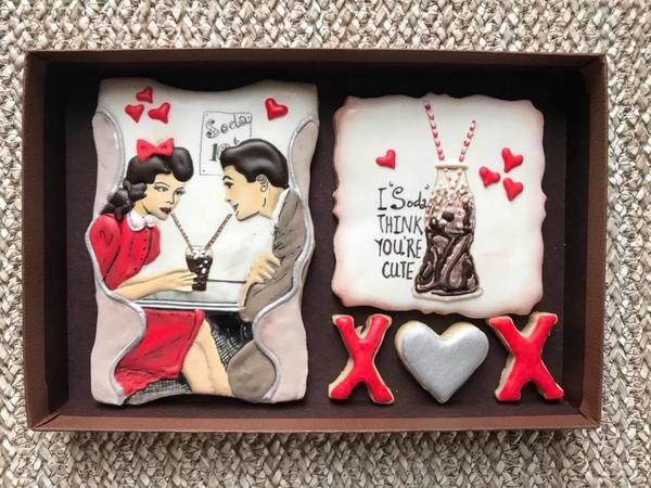 #3 - Vintage Valentine by Josie Plescia
