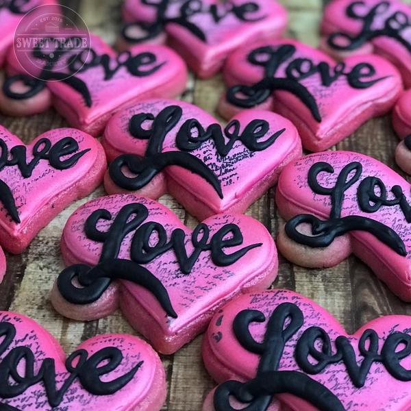 #7 - Valentine Love by Doshia Freeman