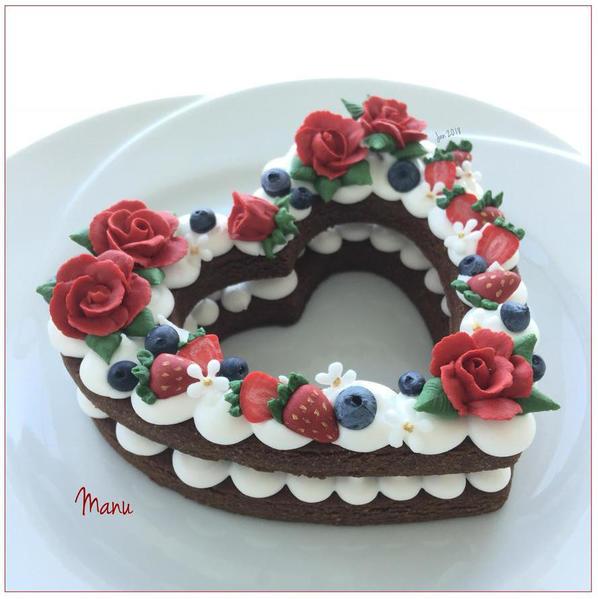 #1 - Cream (Cookie) Tart by Manu