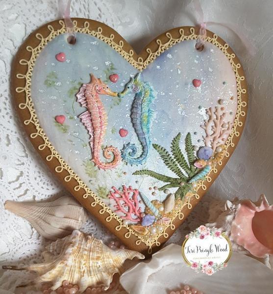 #2 - Love Under the Sea by Teri Pringle Wood