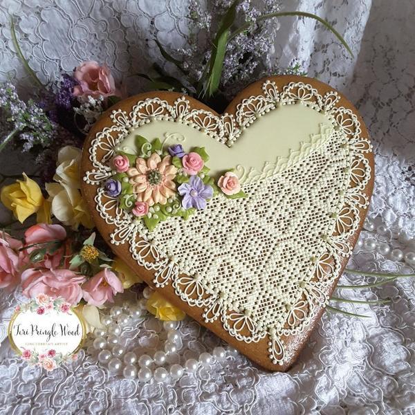 #4 - Valentine in Green by Teri Pringle Wood