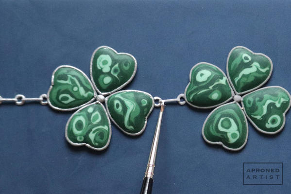 malachite step 5