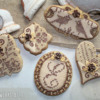 Golden Birthday - A Practice Bakes Perfect Challenge Entry!: Cookies and Photo by Anne Lindemann