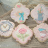 Vintage Tea Party: Cookies and Photo by Anne Lindemann
