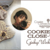 Anne's Cookier Close-up Banner: Cookies and Photos by Anne Lindemann; Graphic Design by Julia M Usher