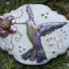 Hummingbird: By bette