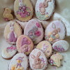 #1 - Easter Cookie Set: By Svetlana