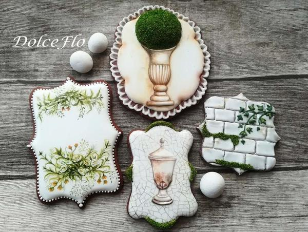 #2 - Neoclassical Garden by Dolce Flo