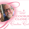 Cookier Close-up Banner for Creative Cookier: Photos and Logo Courtesy of Creative Cookier; Graphic Design by Julia M Usher